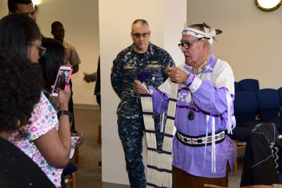 Navy celebrates American Indian and Alaska Native Heritage contributions