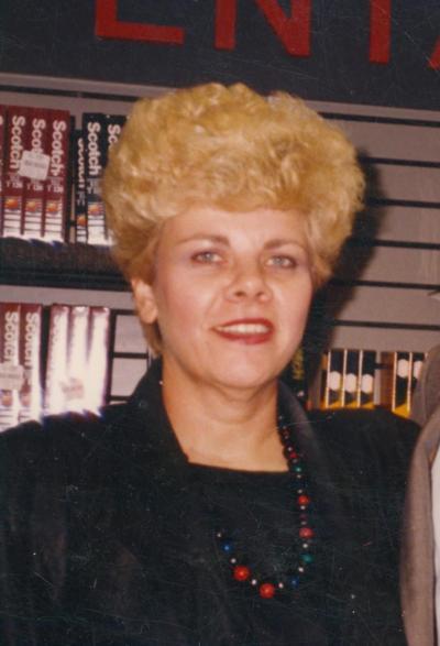 Betty Anne Sheldon
