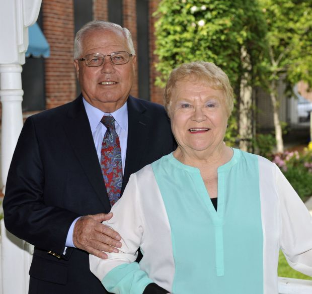 Hanford King and Queen: Doug and Reneé True