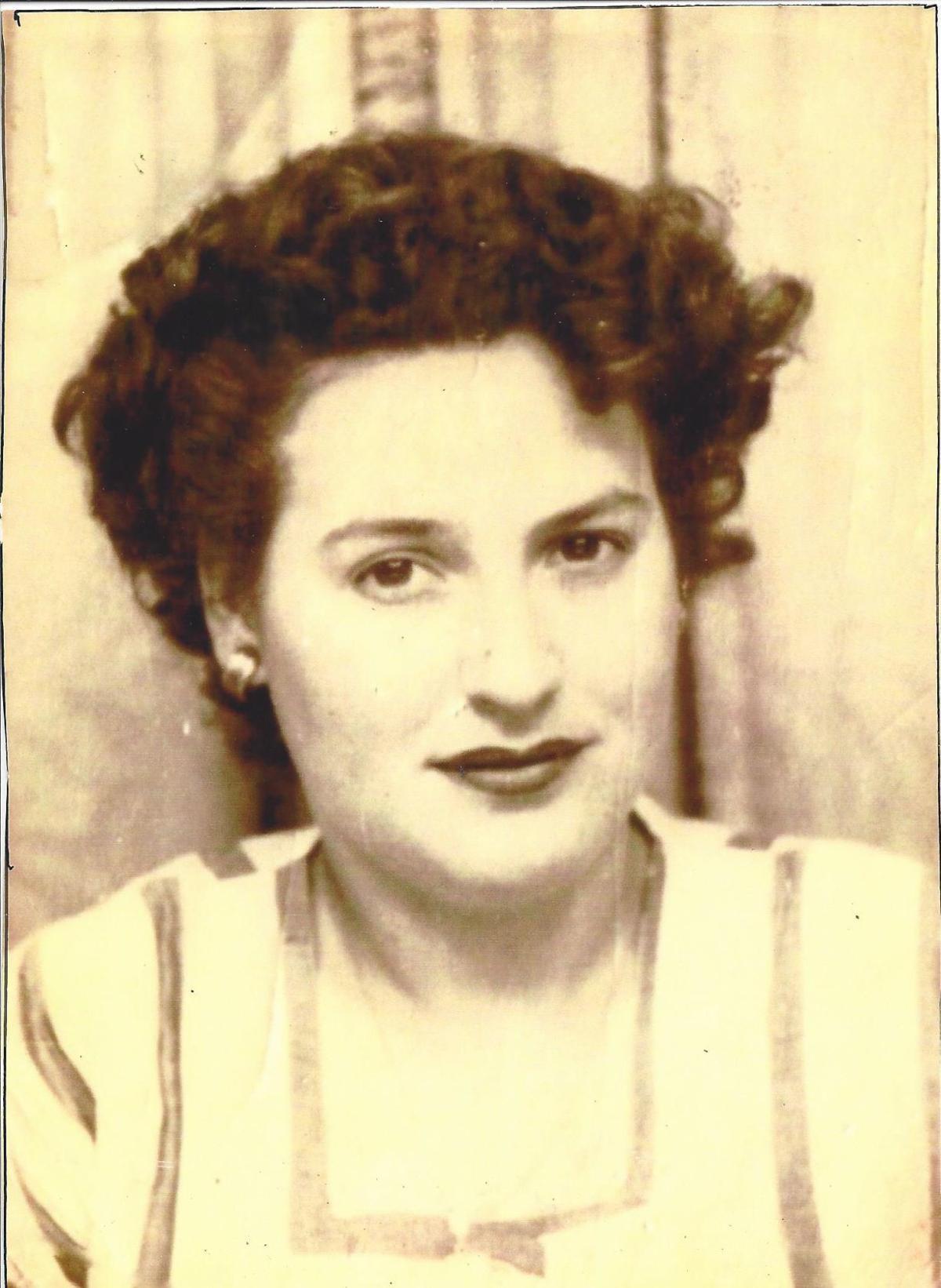 Geraldine Ramona Scott