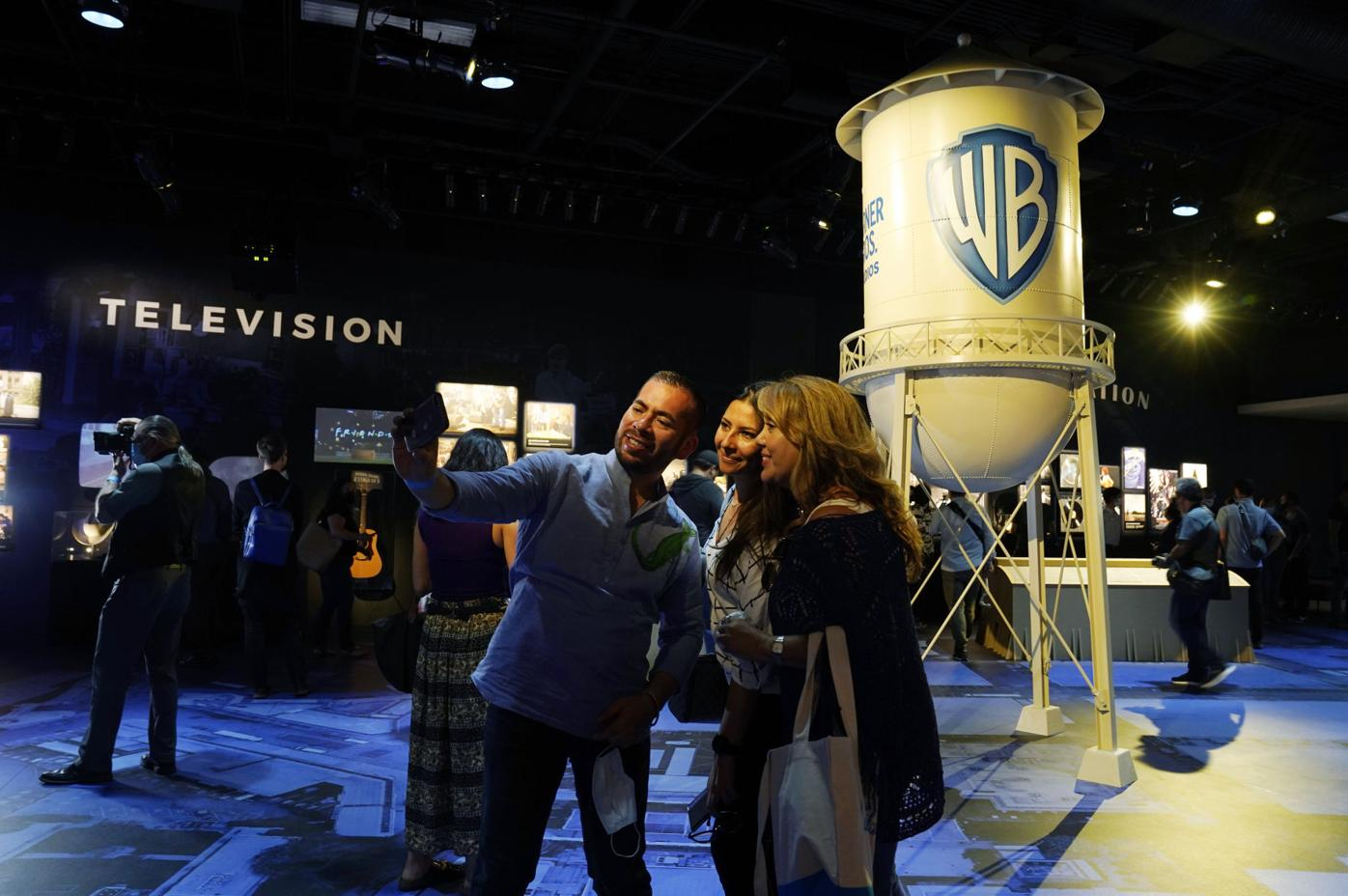 Warner Bros. Studio Tour Hollywood Media Preview