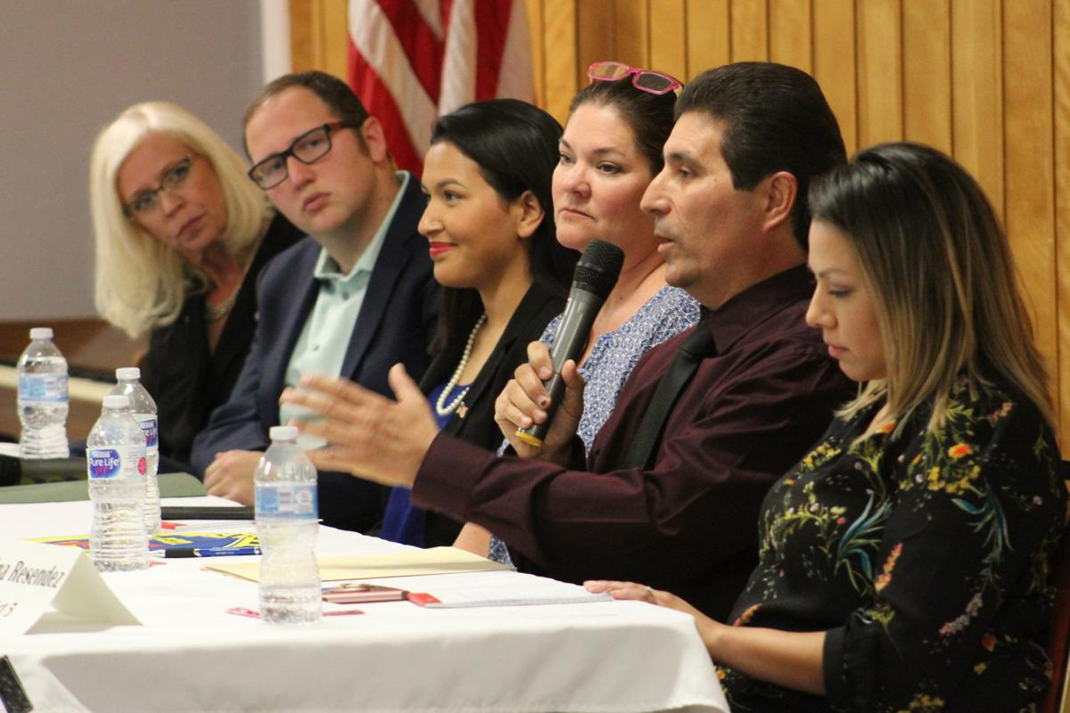 Kingsburg candidates: Palomar