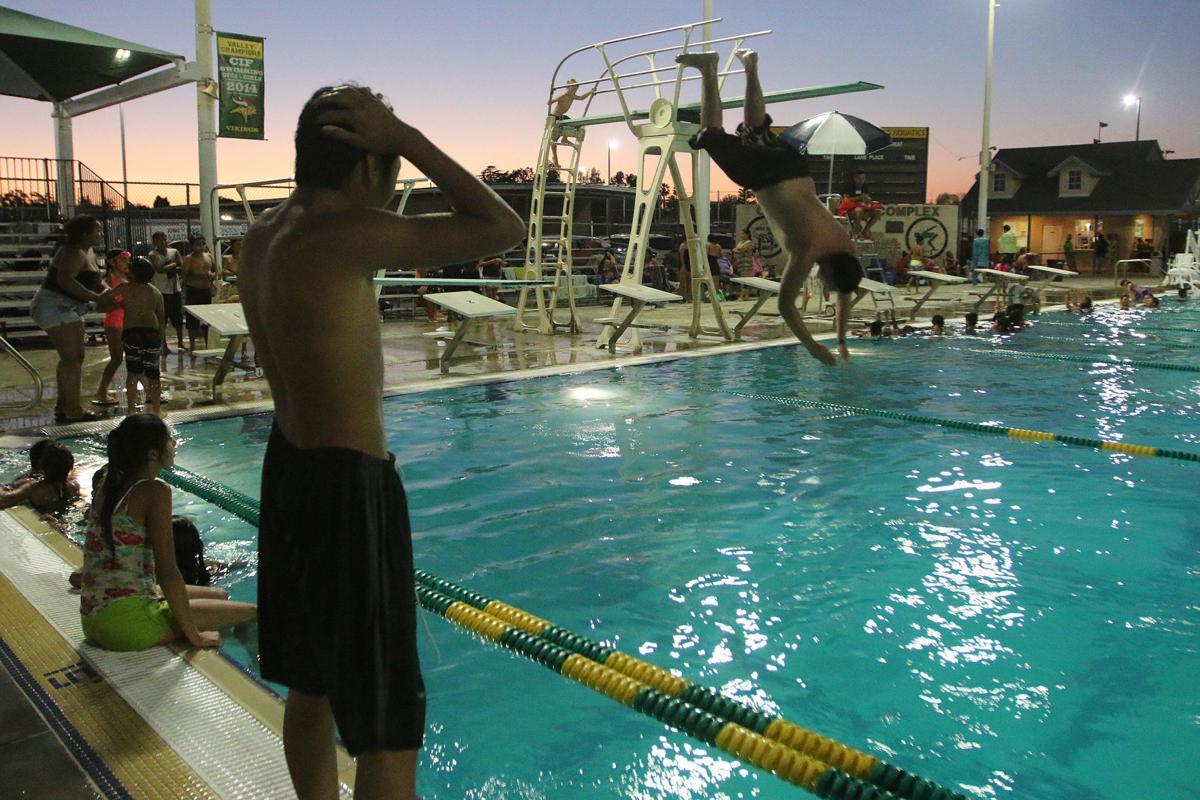 Lap swimming: Summer swim starts in June 11