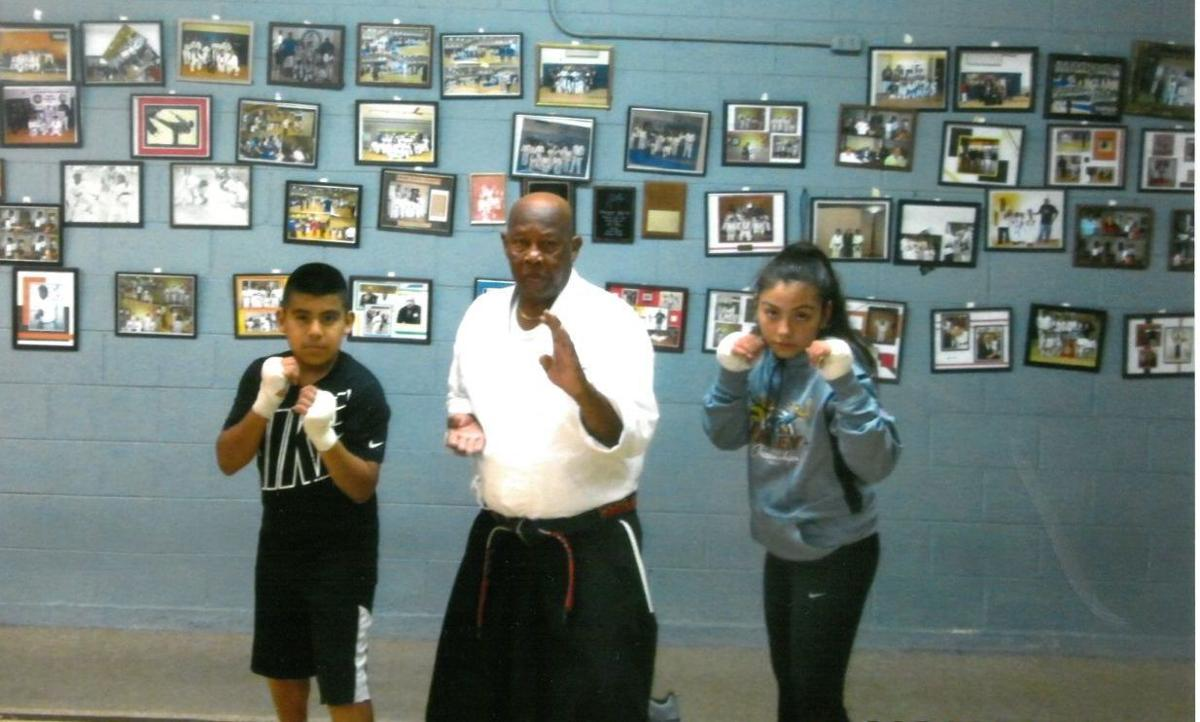 Way of the fist: David Davis and youth boxers