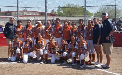 Selma softball wins Kerman Easter Classic