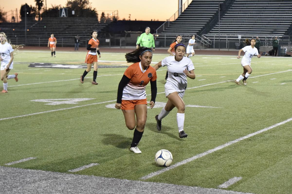 Selma soccer: Anela Zamora