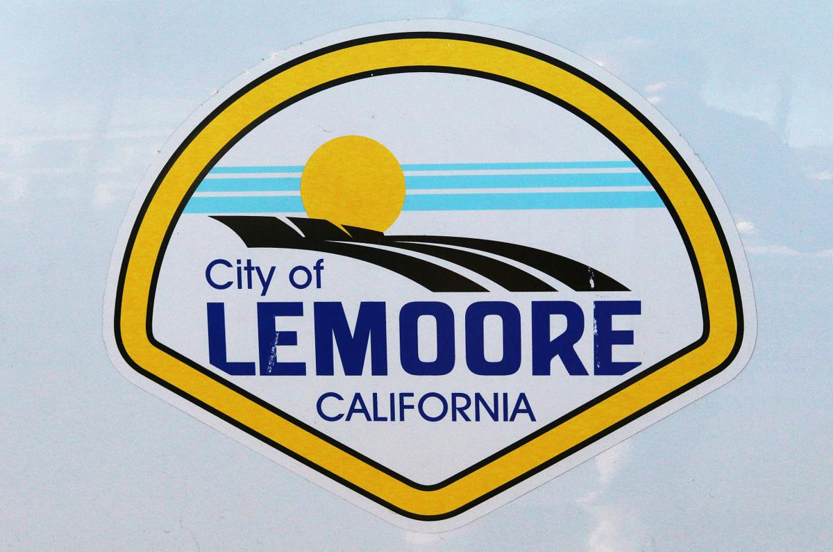 xyz lemoore city logo