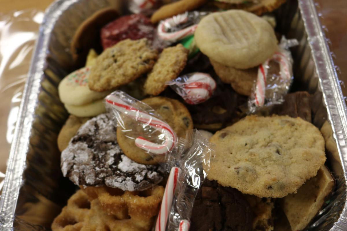 A taste of home: Cookie Brigade brings holiday cheer