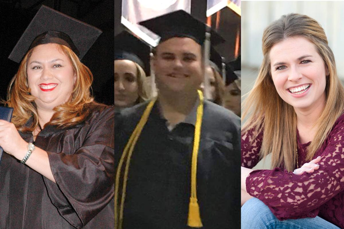 Locals graduate