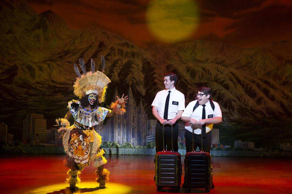 The Book of Mormon 1