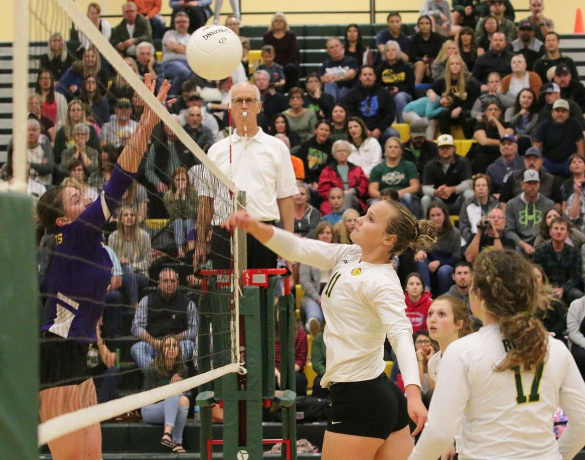 VALLEY BOUND: Golden Bears dispatch Mustangs, advance to championship