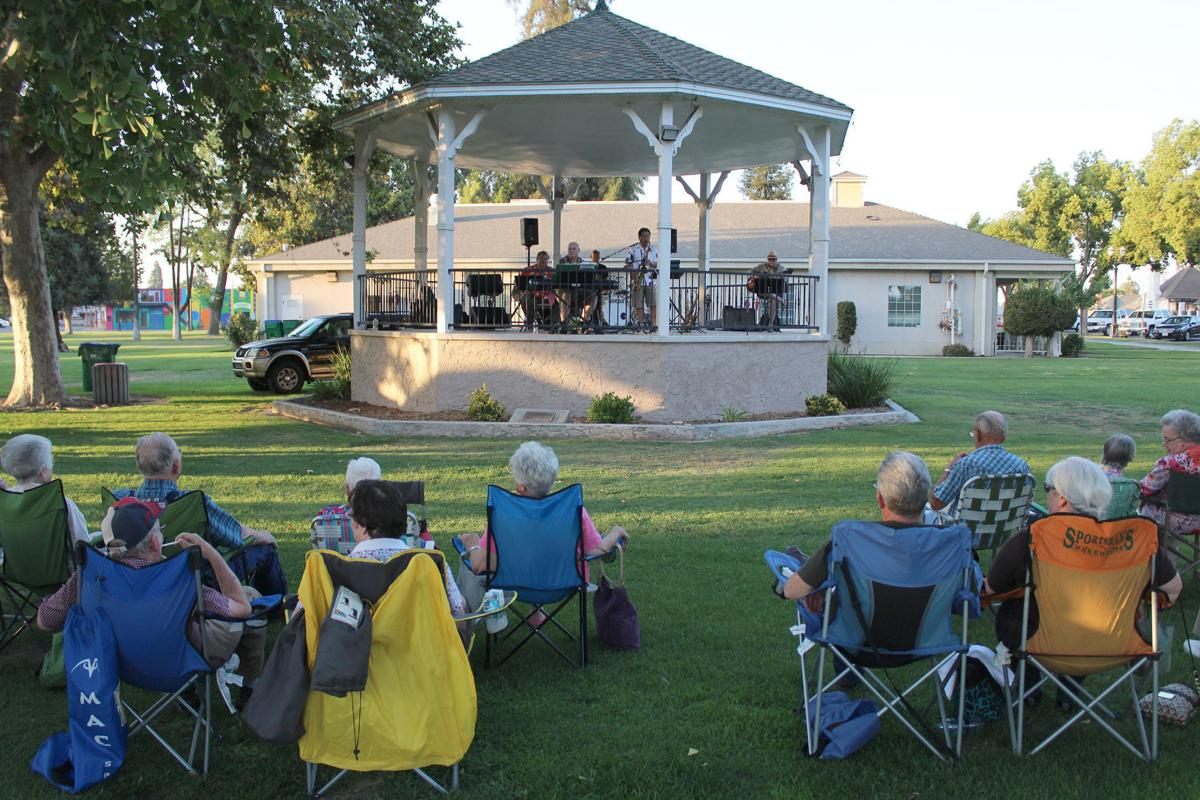 Music: In the bandstand