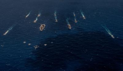 U.S. and Japan Kick Off Exercise Keen Sword