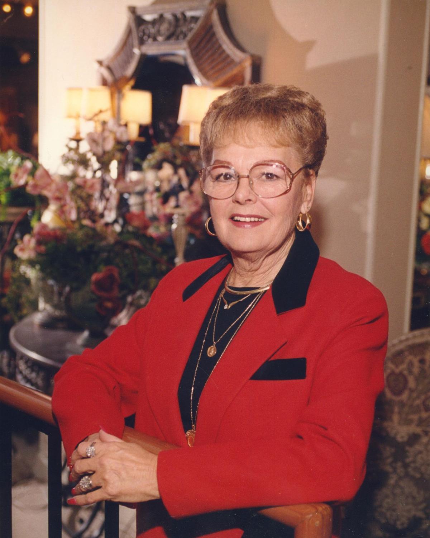 Patricia M. Blue