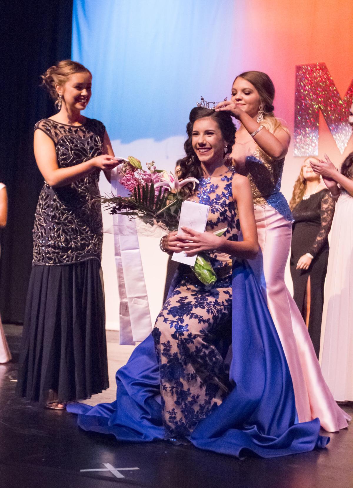 Abigail Salyer, Miss Kings County's Outstanding Teen 2018