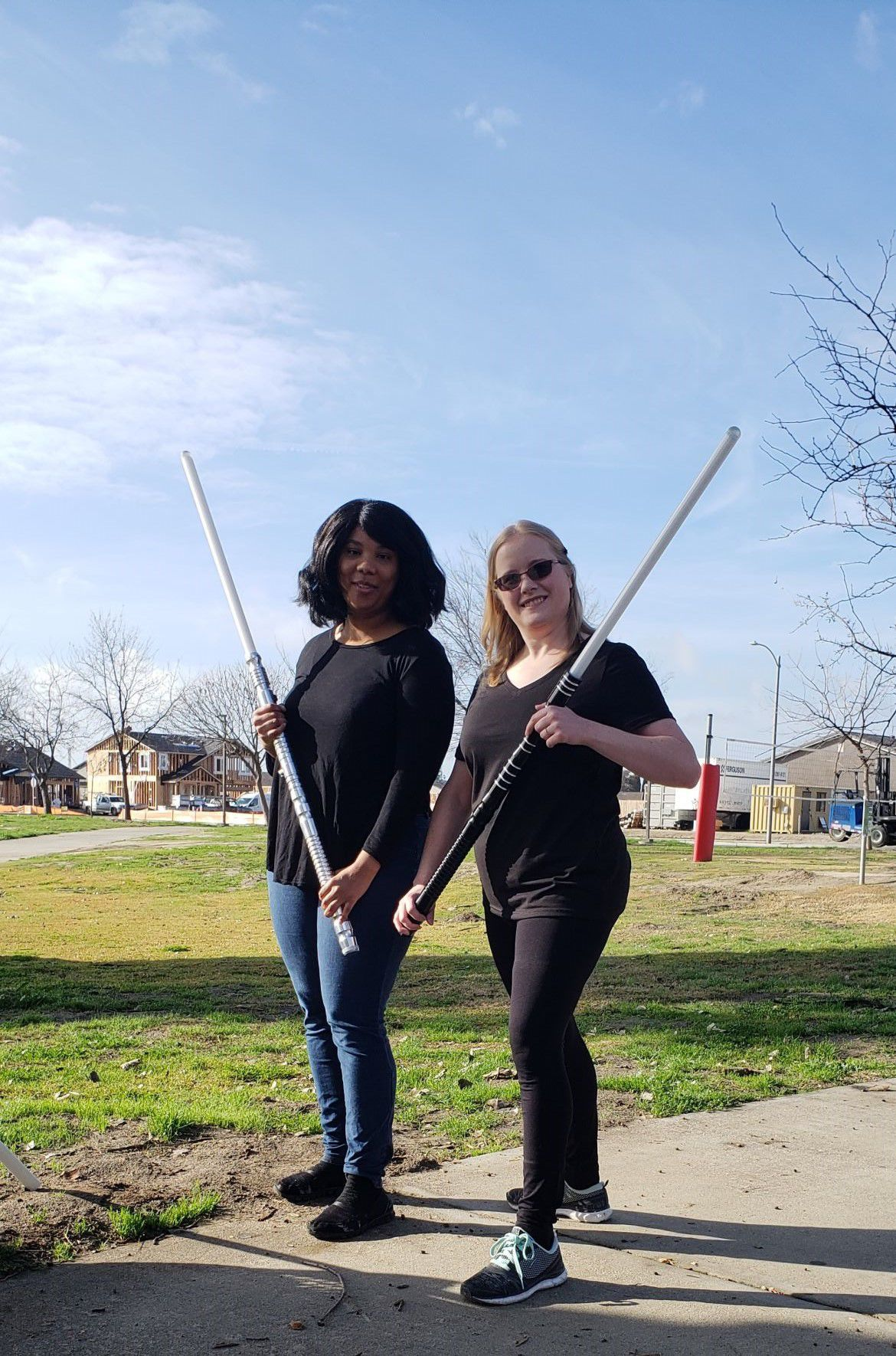 The Force is strong with local fitness-minded 'Star Wars' fans