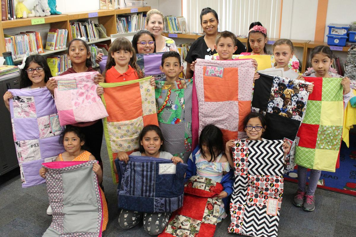 Quilts: Group