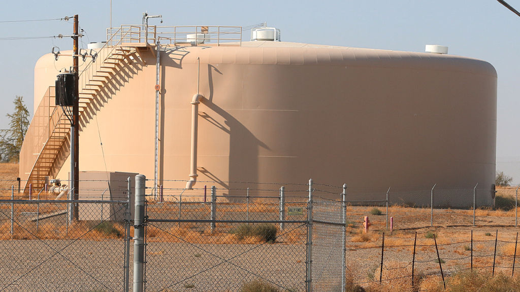 Avenal's water situation