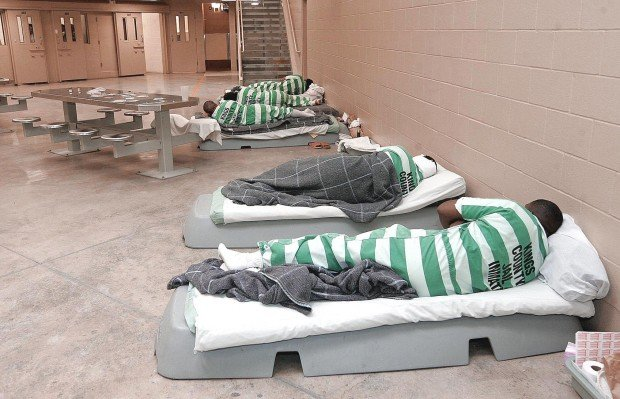 Sheriff Opts For Bunk Beds To Ease Jail Overcrowding Local