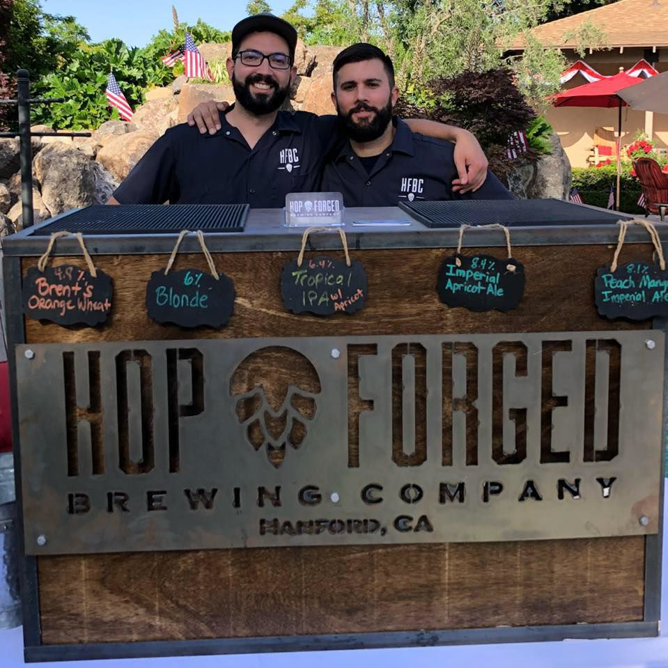 Hop Forged