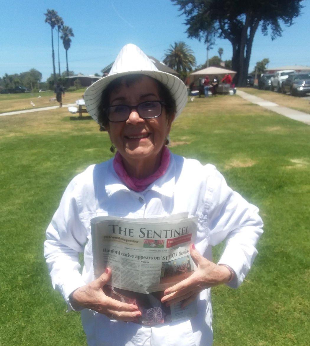 Birthday Kudos for Elvira Gomes