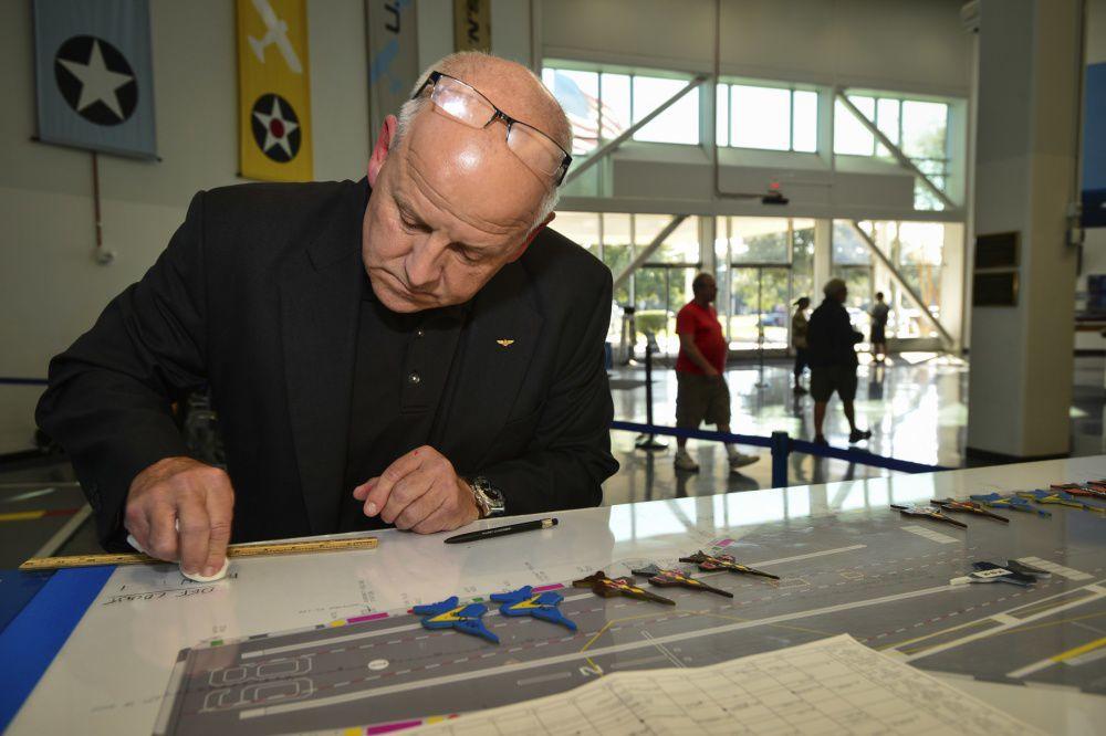National Naval Aviation Museum Honors Nimitz