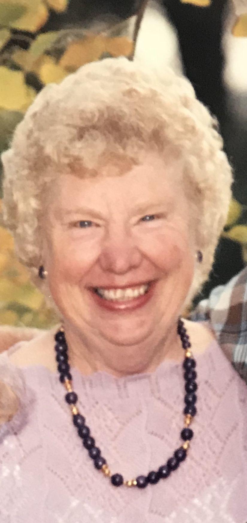 Gladys Mattie McKee