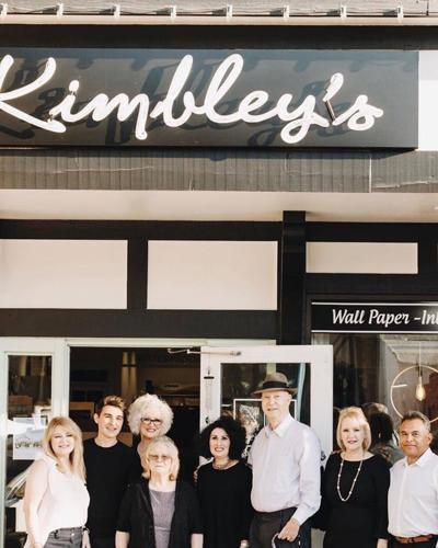 Flooring company: Kimbley's
