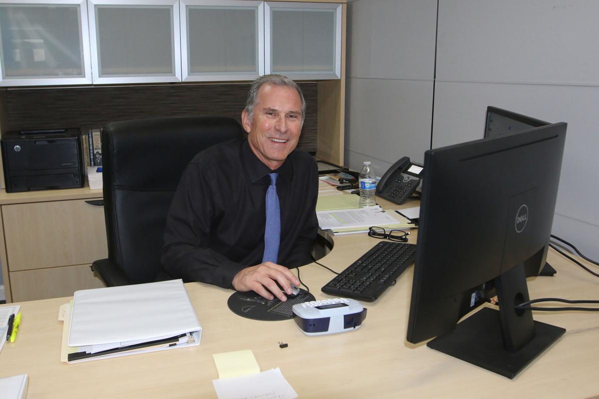 Shoemaker: New superintendent