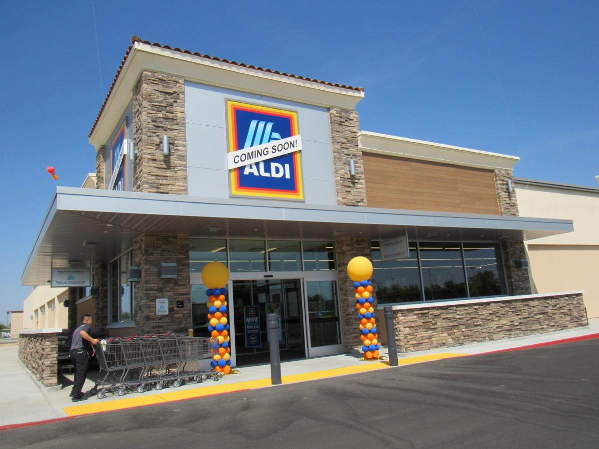 Aldi Grocery Store Opens In Hanford Local