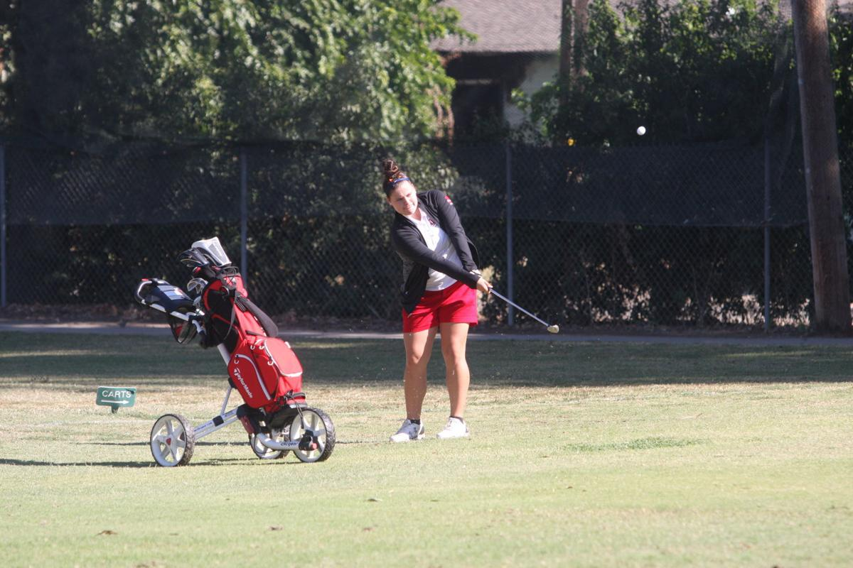 Shipp ties for eighth at championships