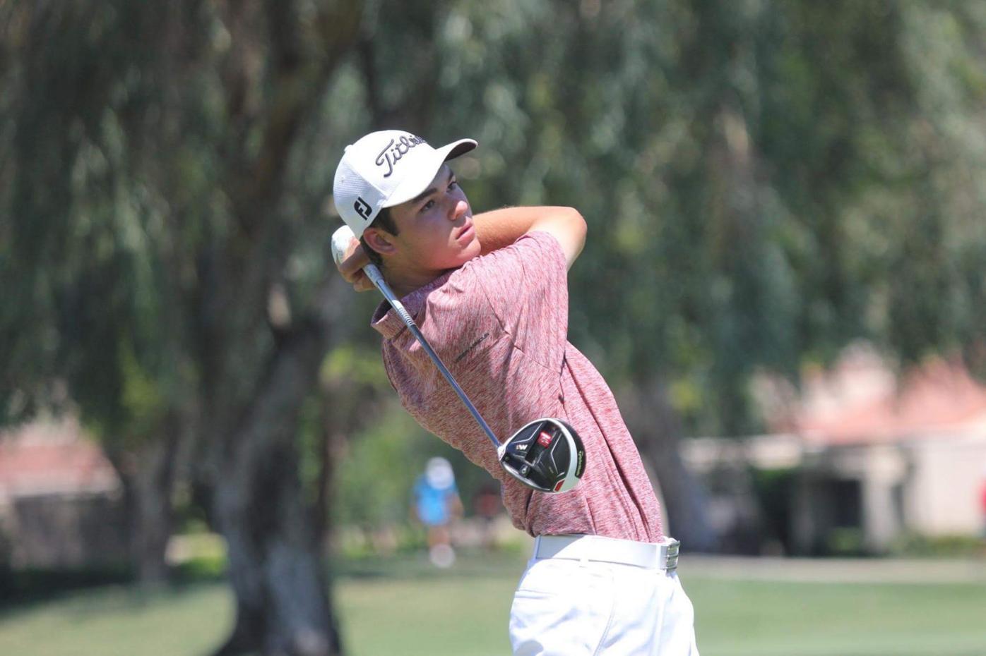 PGA Tour: Brian Stark follows through