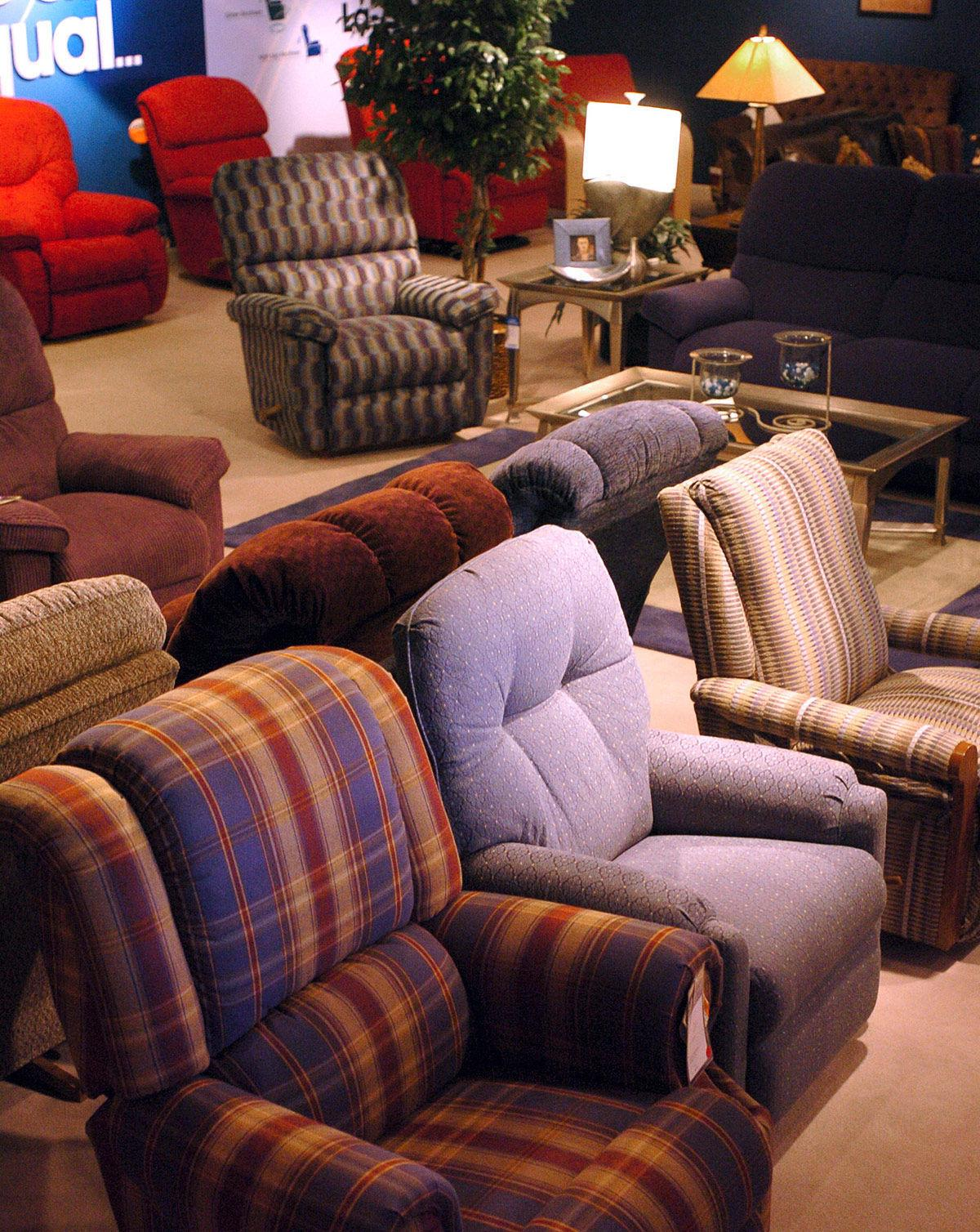 kings county business robinson plans la z boy furniture store in