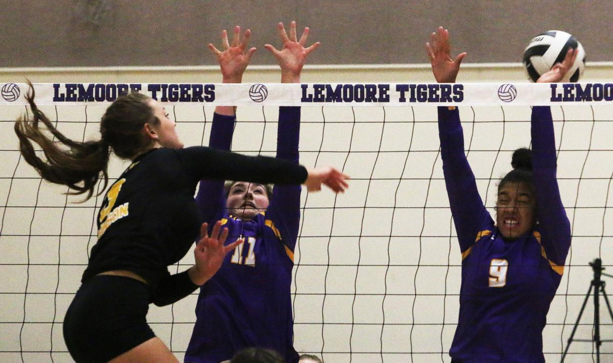 Lemoore Golden West Volleyball