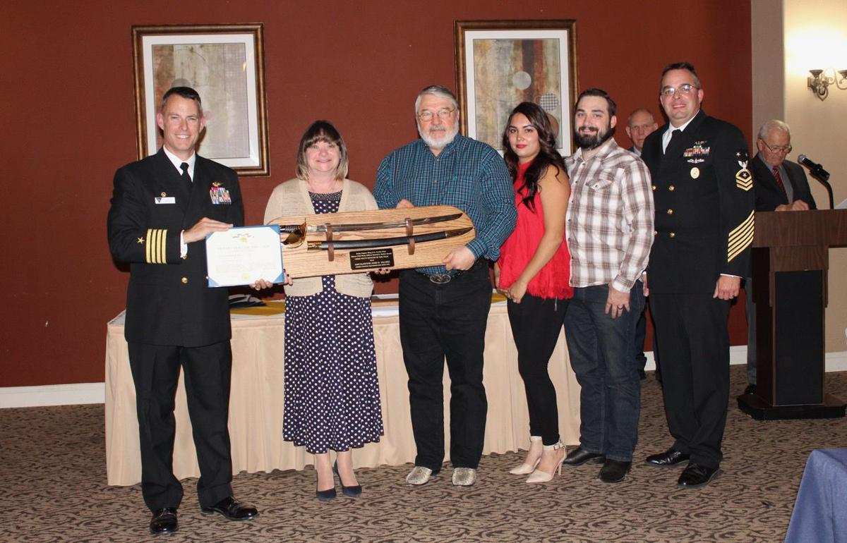 Donald E. Barber Awards Dinner held at Naval Air Station Lemoore