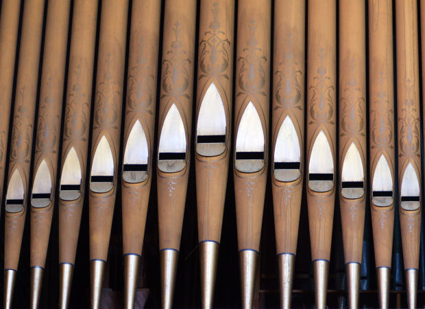 Episcopal Church organ