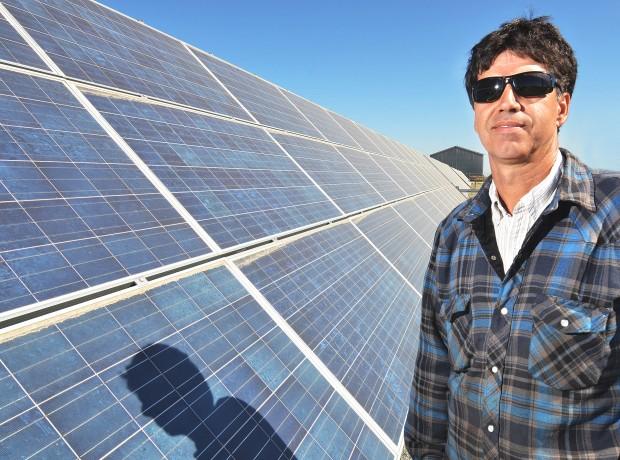 Solar dairy