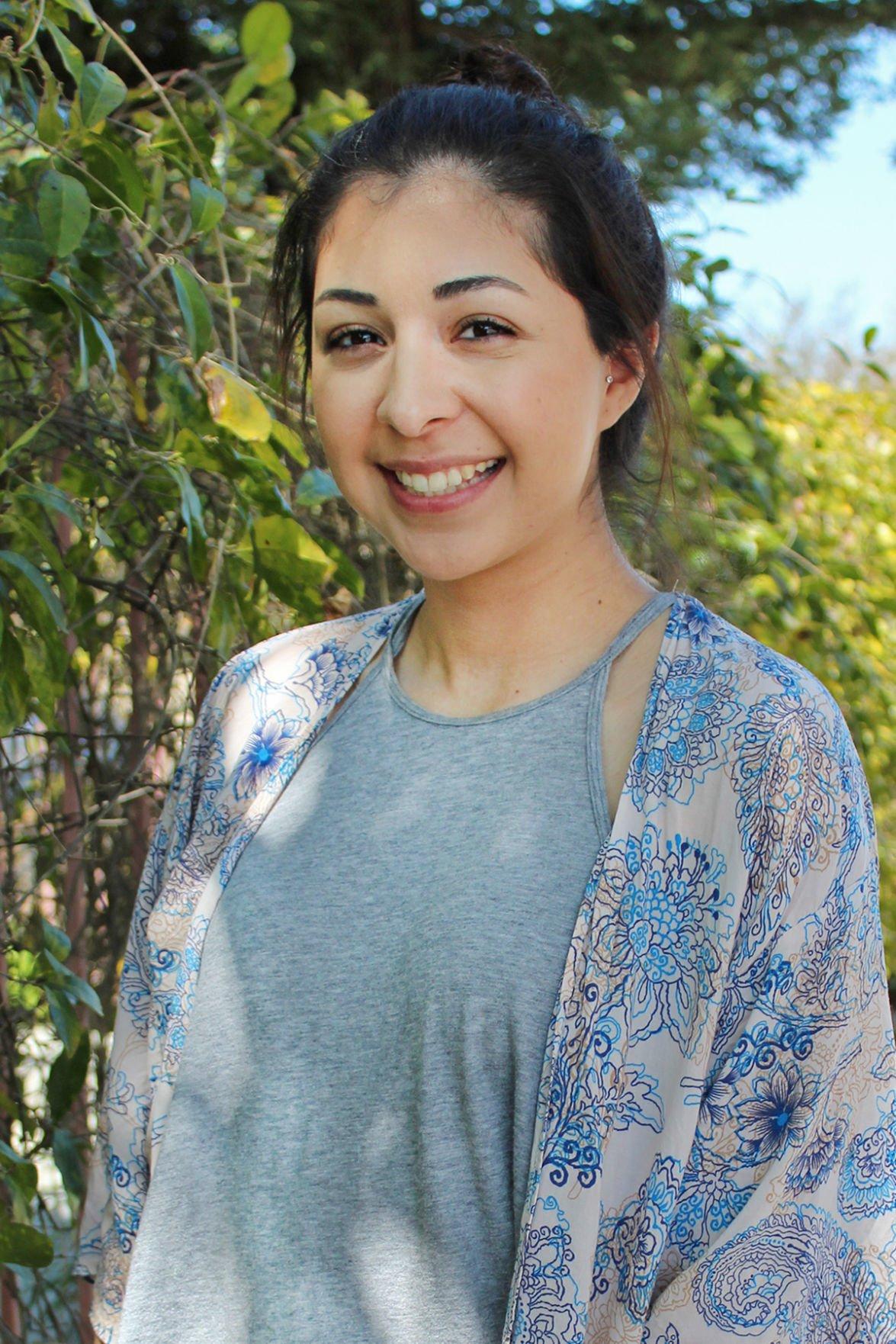 Candidates: Alyna Esquivel