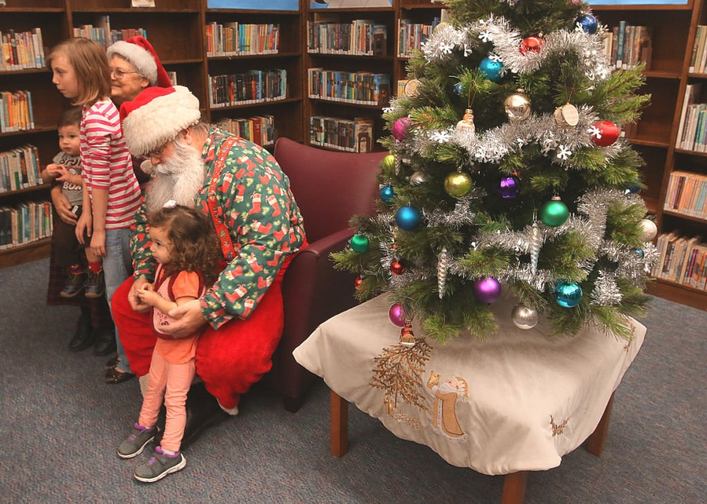 Open House at Hanford Branch Kings Library