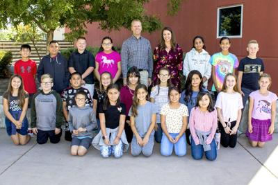 Reagan: September Students of the Month