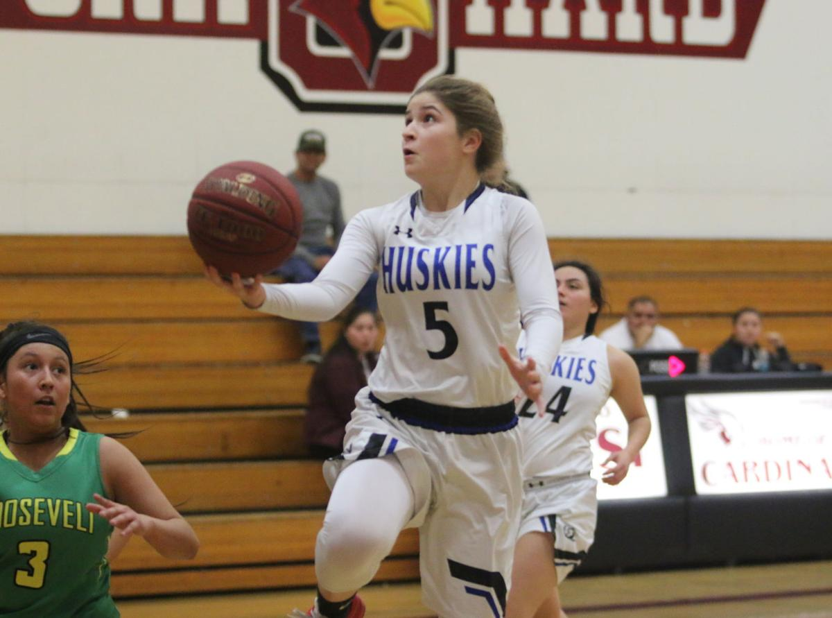 Offense, defense disappear for Hanford West