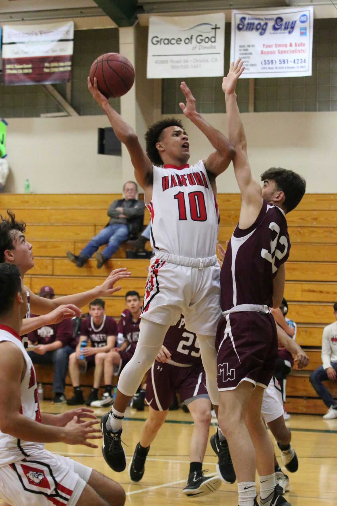 All-WYL Boys Basketball: Juaron Watts-brown earns co-Player of the Year