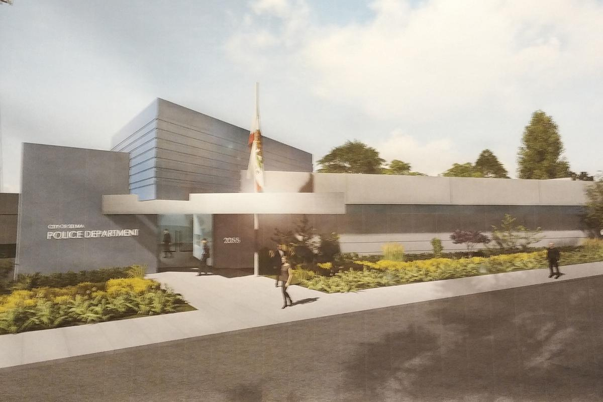 Police Station: Latest rendering