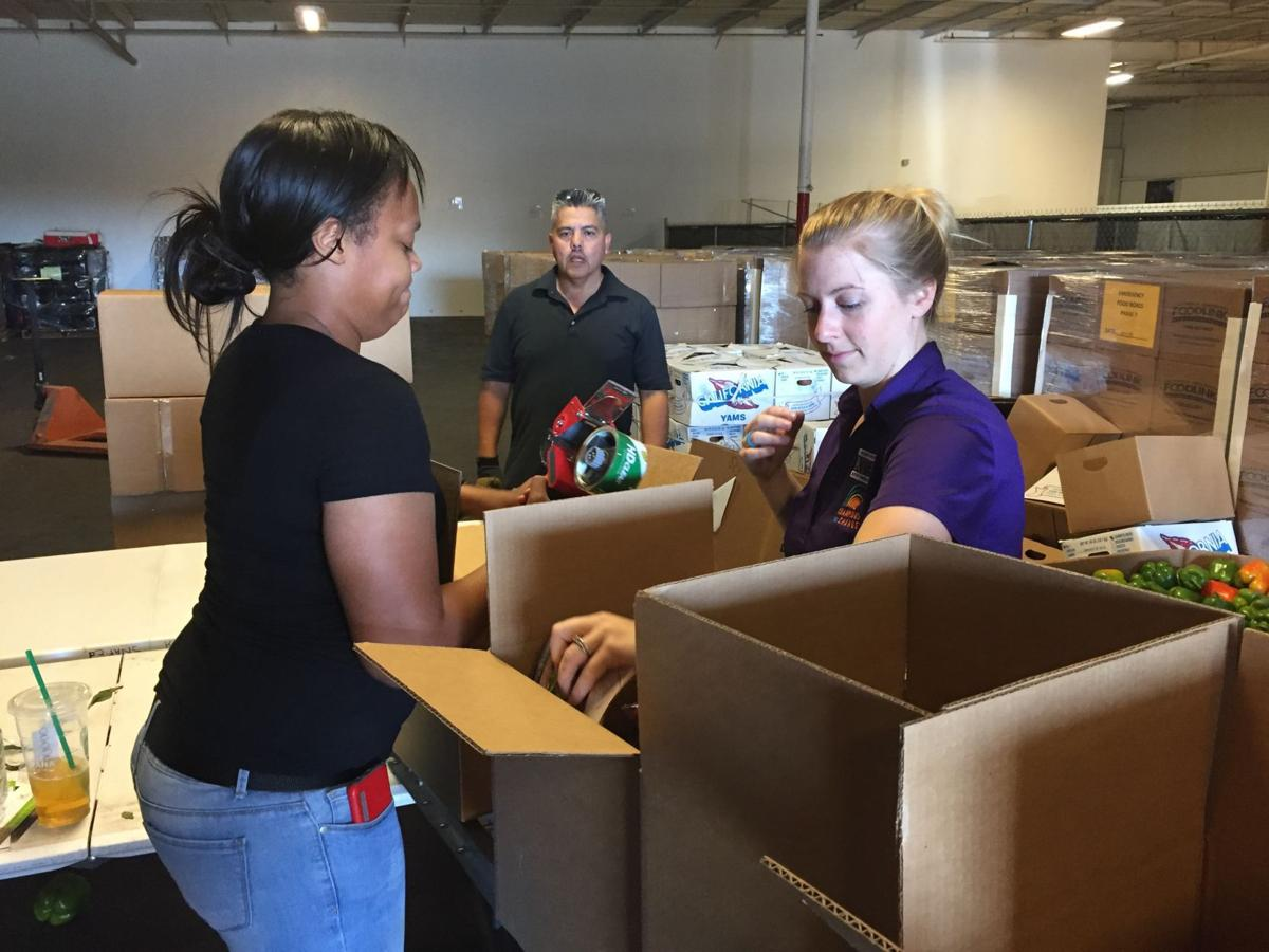 KCAO charitable donations (file)