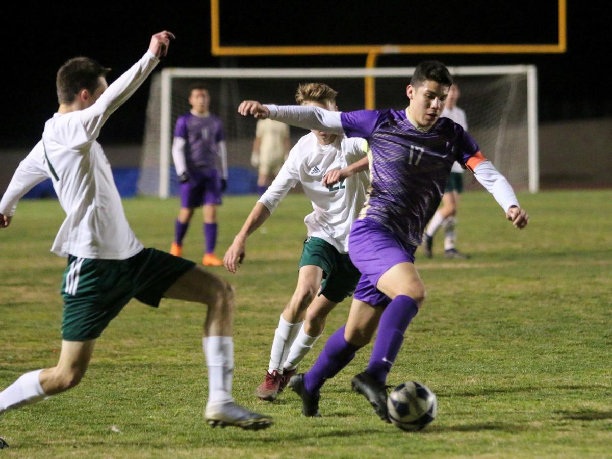 Tigers score early, hold on for 3-1 playoff victory