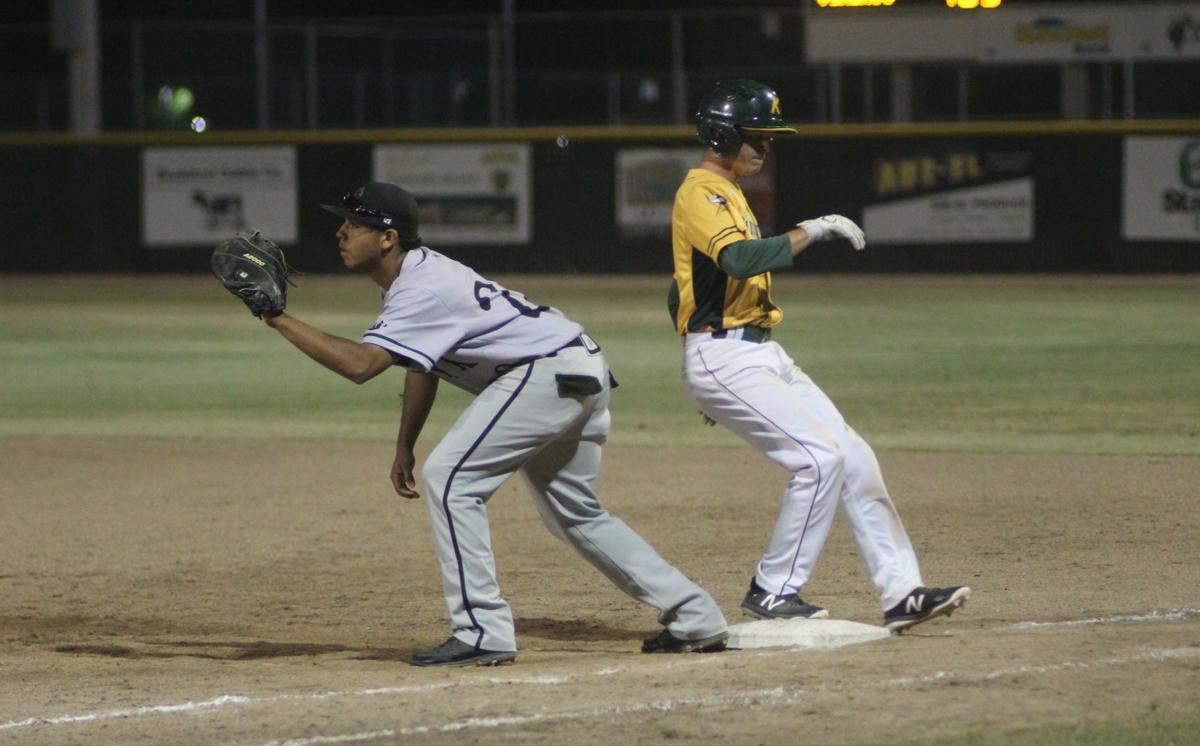 Selma/Kingsburg baseball: Josyeah Gonzales & Ben Coito