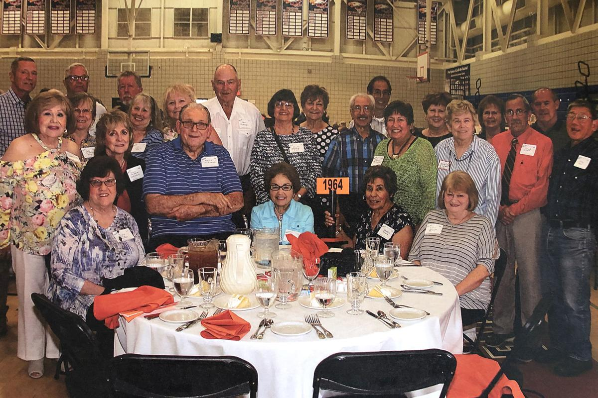 Selma High grad: Class of 1964 now