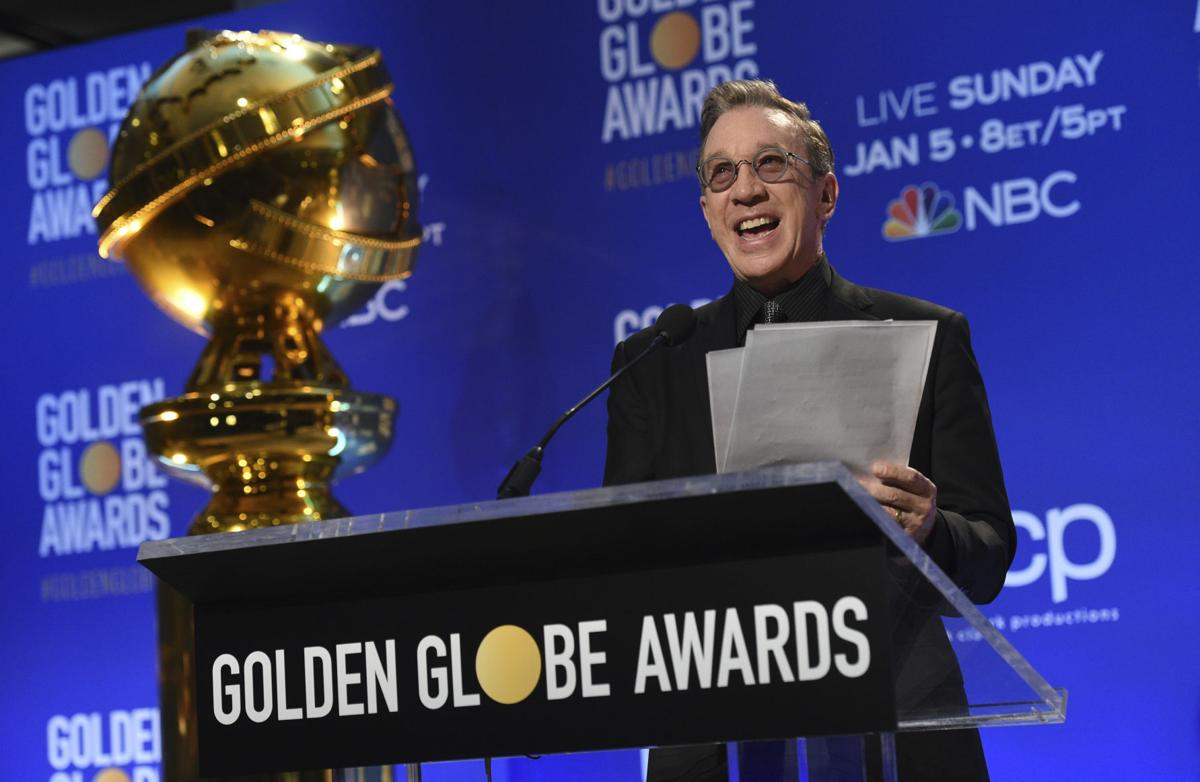77th Annual Golden Globe Awards - Nominations