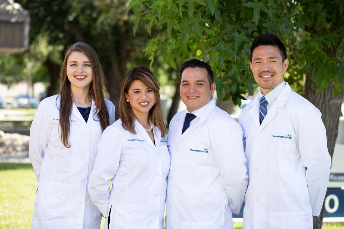 Adventist Health welcomes four new resident physicians in Hanford