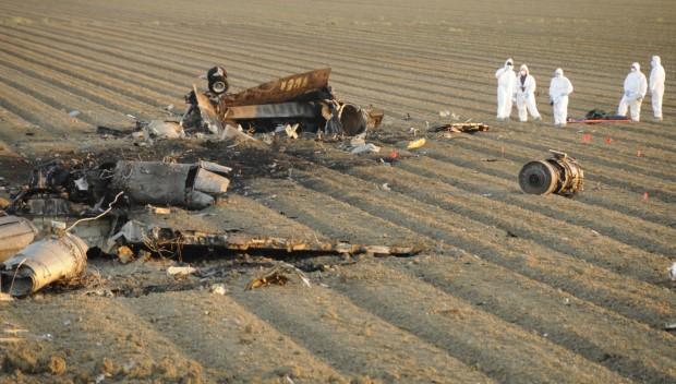Lemoore Naval Air Station Car Crash